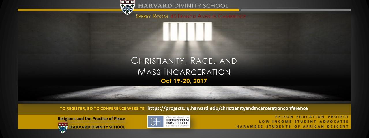 Christianity and Incarceration Conference