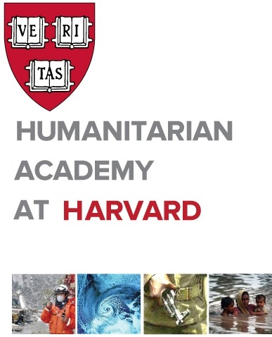 Humanitarian Academy at Harvard       at Harvard