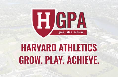 Harvard Athletics GPA Logo