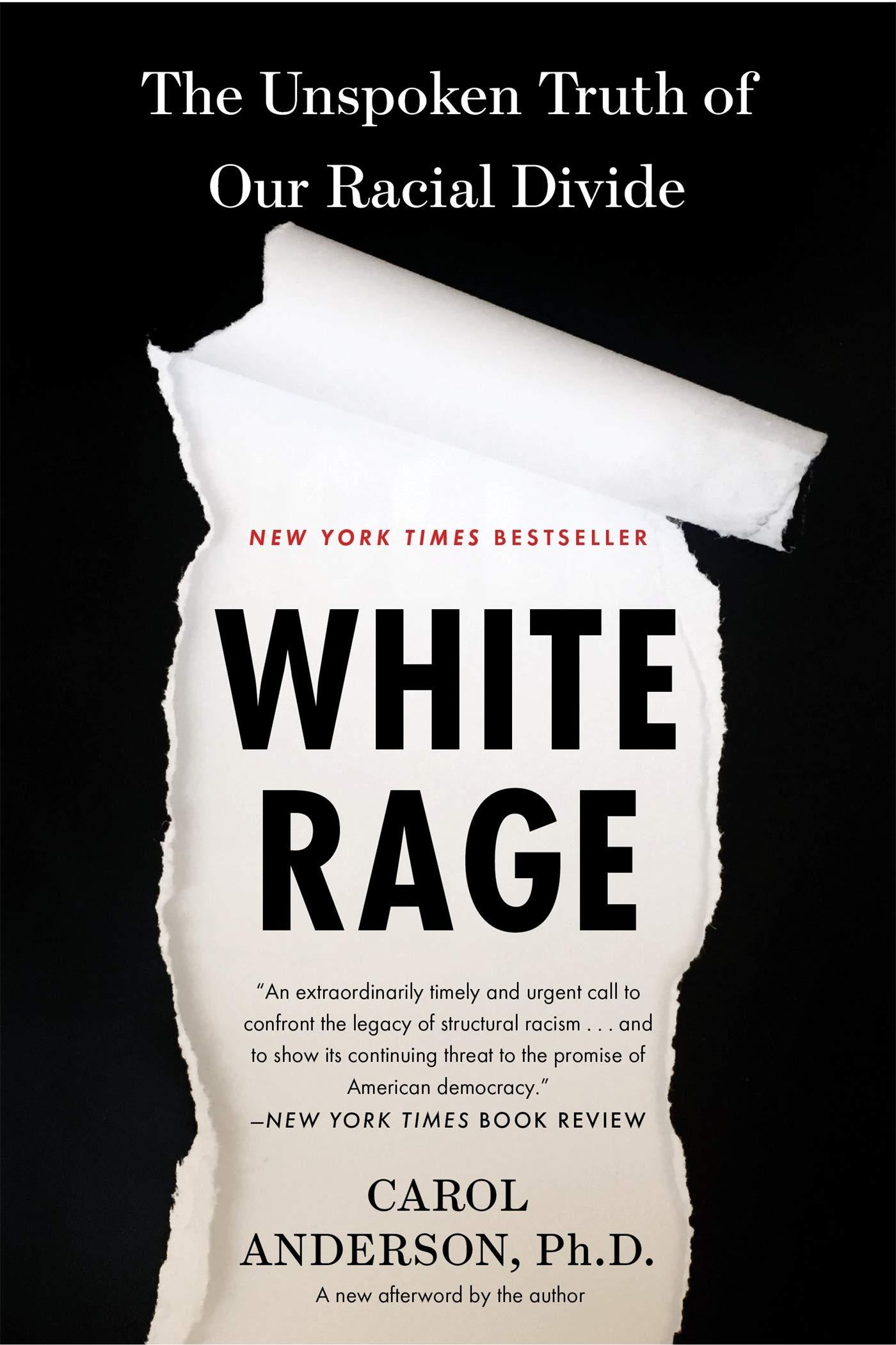 white rage book cover