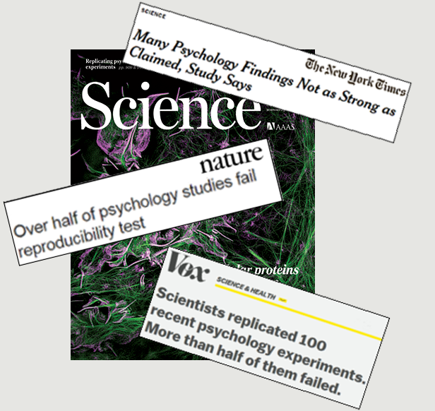 No Evidence for a Replicability Crisis in Psychological Science