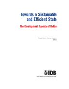 Diagnosing the Binding Constraints on Economic Growth (Belize)