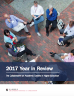 2017 Year in Review: The Collaborative on Academic Careers in Higher Education