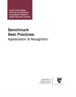 Benchmark Best Practices: Appreciation & Recognition