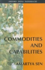 Commodities and Capabilities