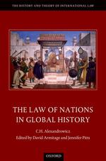 The Law of Nations in Global History