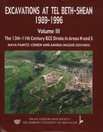 Excavations at Tel Beth-Shean Vol. III (1989-1996): The 13th-11th Century BCE Strata in Areas N and S