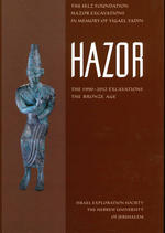 HAZOR VII. The 1990-2012 Excavations. The Bronze Age
