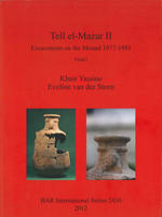 Tell el-Mazar II: Excavations on the Mound 1977-1981. Field I.