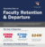 Revealing Data on Faculty Retention & Departure