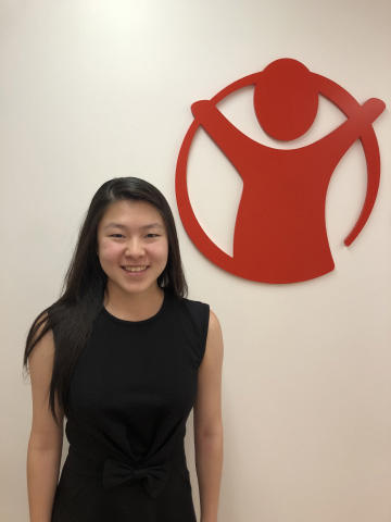 Jessica Lin, Save the Children, Washington DC, USA