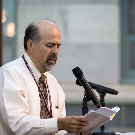 Poetry Reading by Rafael Campo