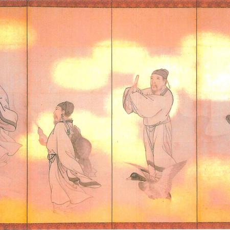 Seven Chinese Immortals