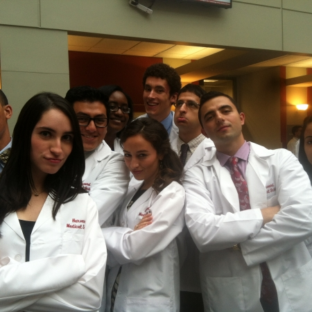 Welcoming the Class of 2017 to HMS! | Latino Medical ...