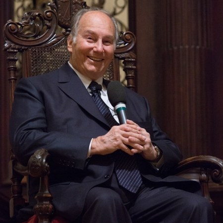 Image of His Highness the Aga Khan