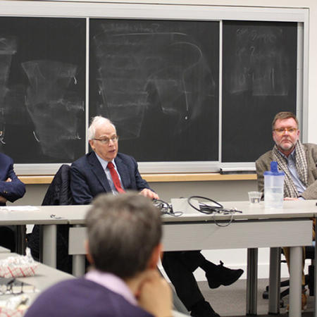 Image of WIGH panel participants