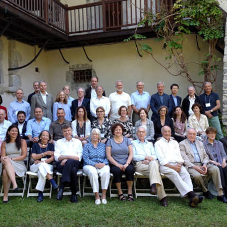 Image of 2017 Talloires participants