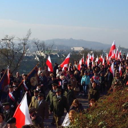 Polish Independence March - Wieczorek