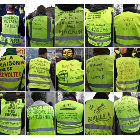 Yellow Vests Movement - Lekić