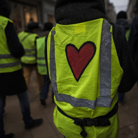 Yellow Vests Movement - Becognée 6