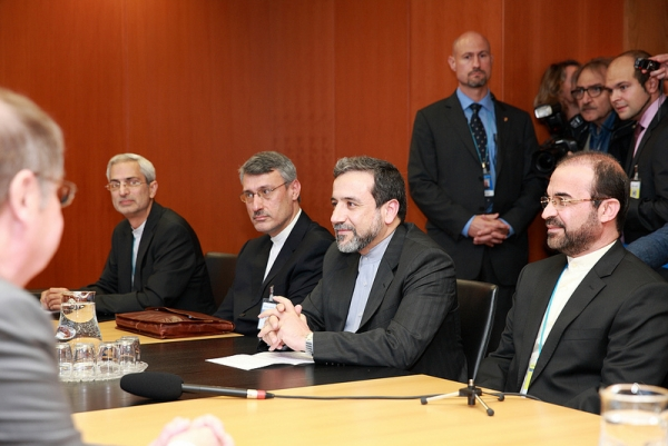 Araghchi at the IAEA