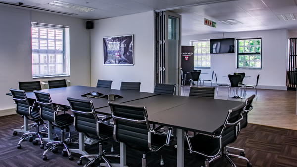 Photo of africa office board room