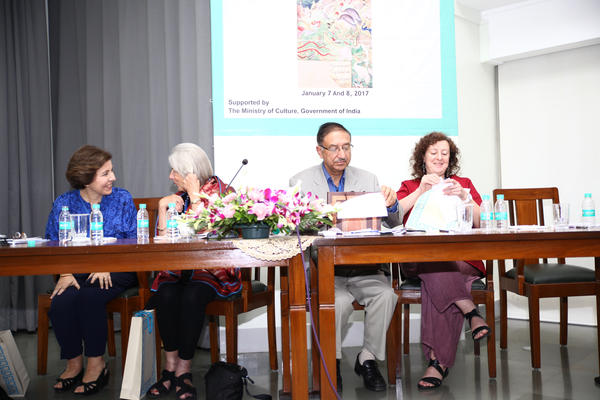 Conf GN CathyAsher, Laura Parodi. The Arts and Culture of Mughal India, K R Cama Oriental Institute Mumbai