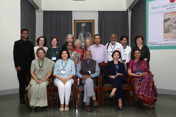 Conf Group The Arts and Culture of Mughal India K R Cama Oriental Institute Mumbai