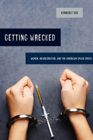 Book Cover: Getting Wrecked