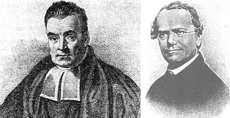 Bayes and Mendel