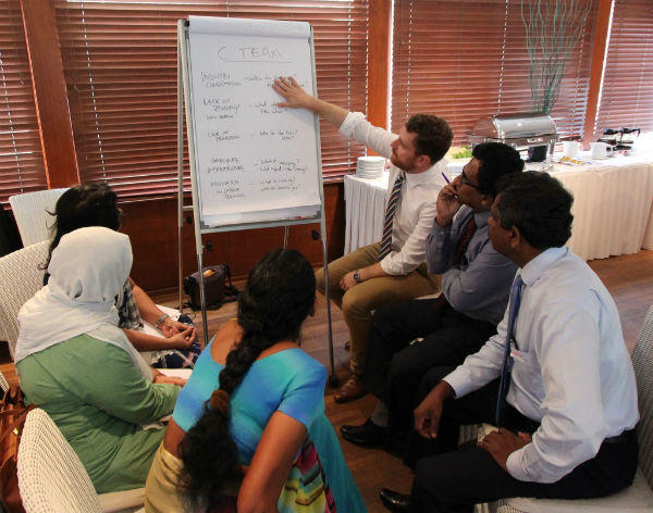 Building State Capability teams in Sri Lanka