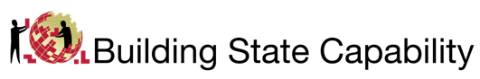 building state capability logo
