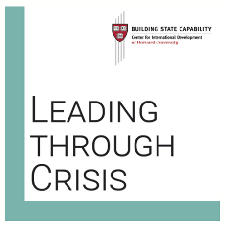 Leading Through Crisis series
