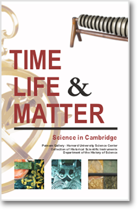 Time, Life, & Matter Gallery Guide