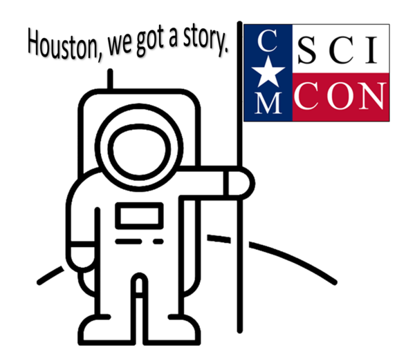 Houston, we have a story!