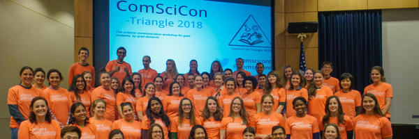 ComSciCon Triangle 2018