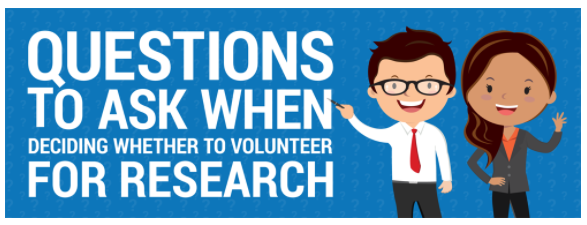 Research Participation: Questions to Ask