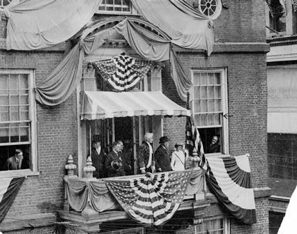 Public Reading of the Declaration at the Old State House, 1926