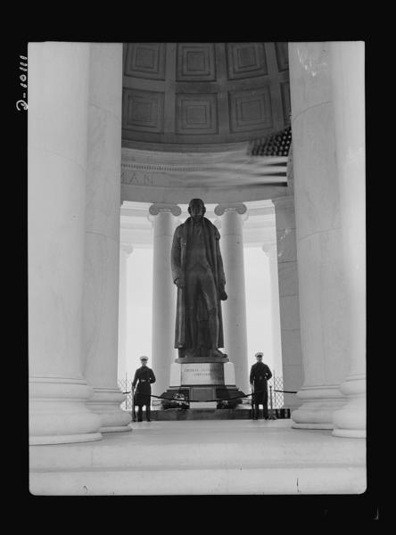 Dedication of the Jefferson Memorial, 1943