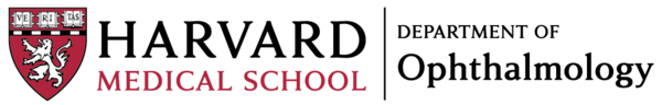 Harvard Ophthalmology Logo