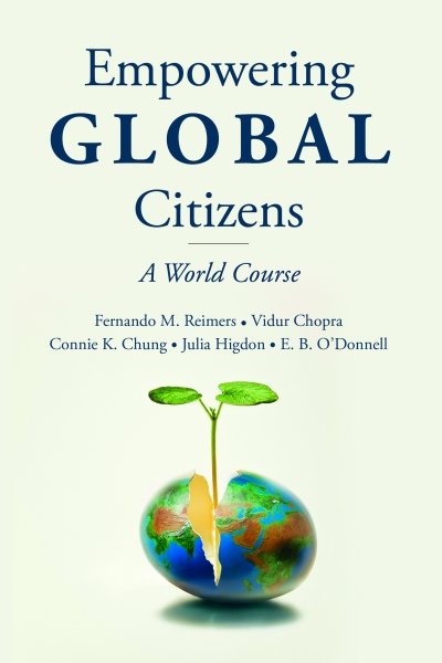 Empowering Global Citizens: A World Course book cover