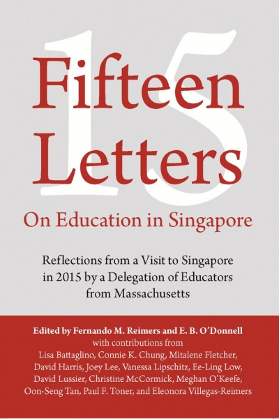 Fifteen Letters on Education in Singapore book cover