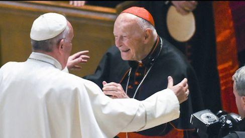 Francis and the Cardinal
