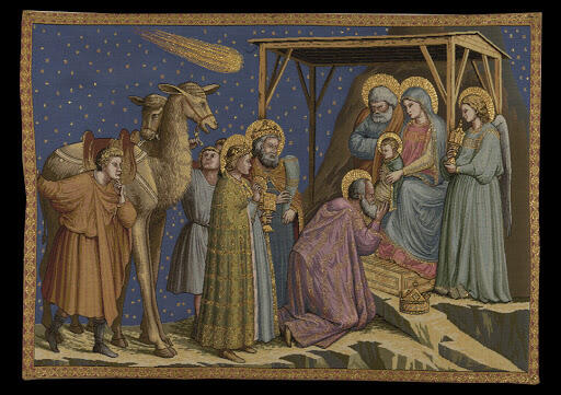 Giotto's Nativity