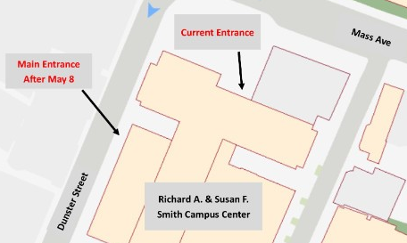 Smith Center access