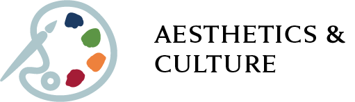 Aesthetics & Culture icon with text