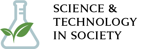 Science & Technology in Society icon with text