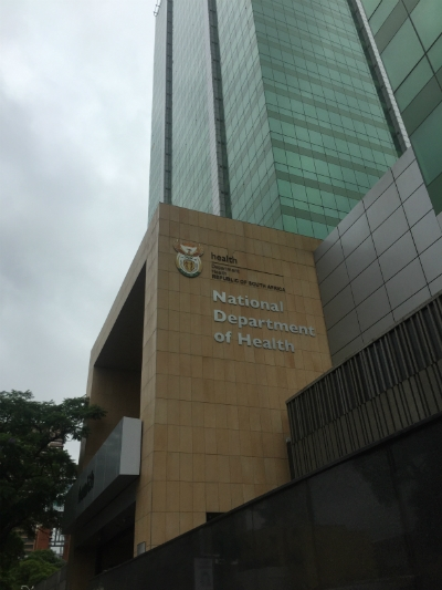 National Department of Health, South Africa
