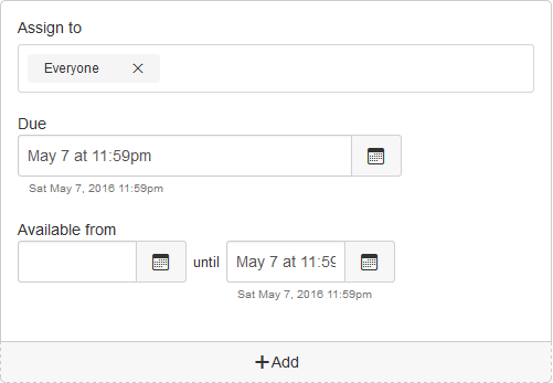 What Is The Difference Between Availability Dates Due Date