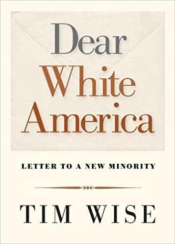 White America: Letter to a New Minority